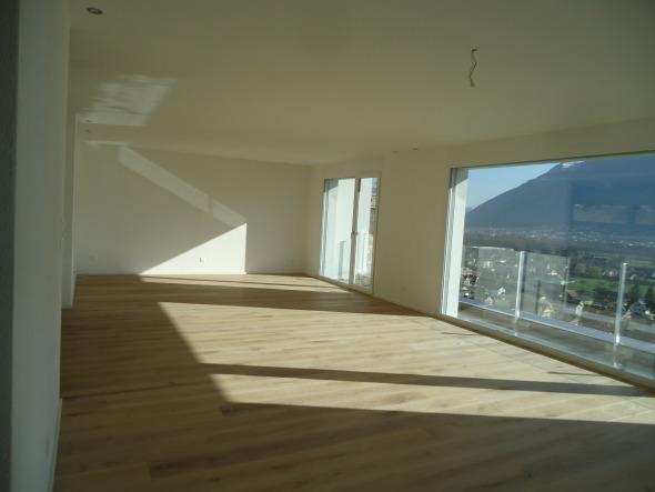 Wohnraum © märk architektur ag