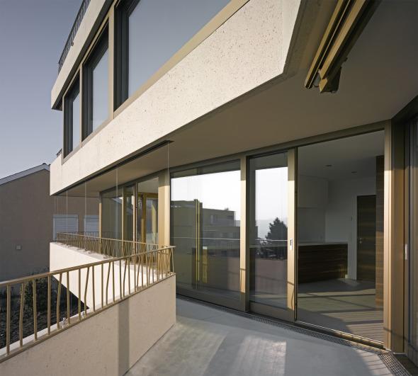 Terrasse 1.OG © Foto: Roland Bernath