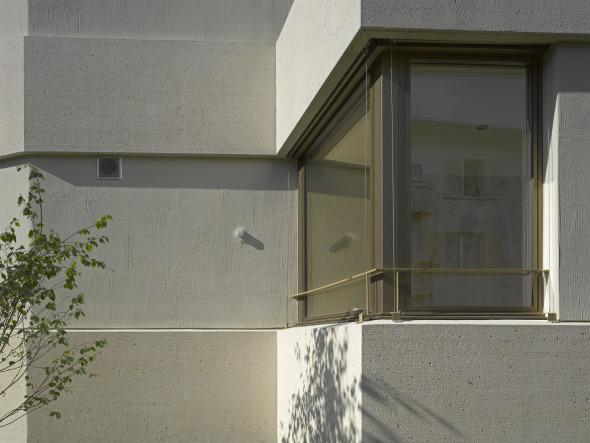 Fassadenausschnitt  © Foto: Roland Bernath
