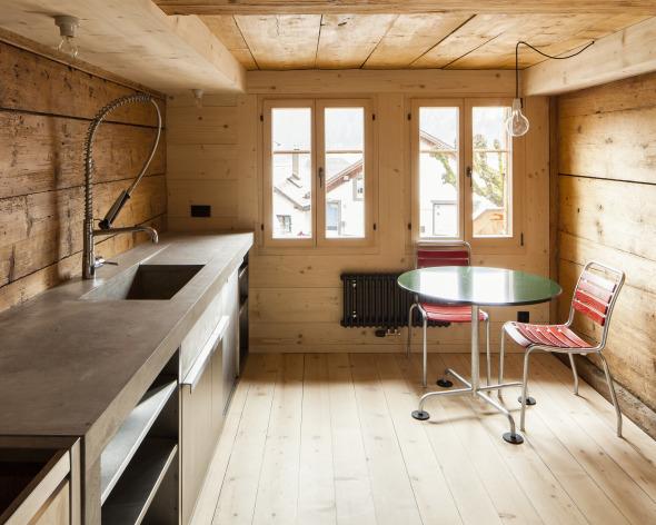 Küche © Roman Keller