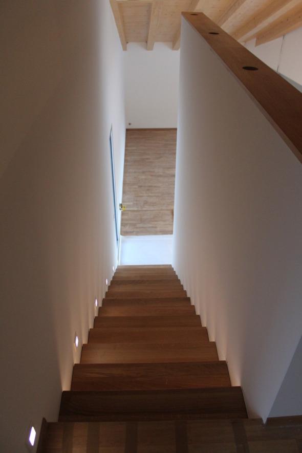 Aufgang Mezzanine © TIKEO® atelier d'architecture