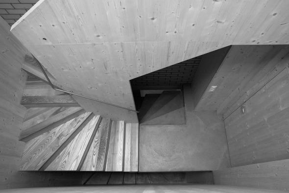 08. Treppe von Oben © Nicole Hametner