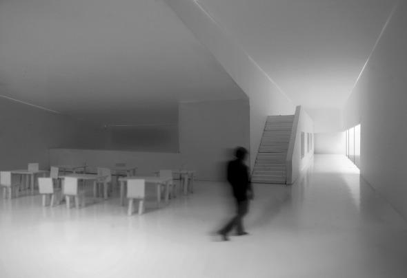 Ambiance intérieure © Lucas Chèvre