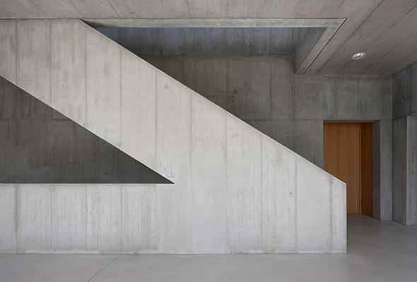 Treppenaufgang © Ralf Feiner, Feiner Fotografie