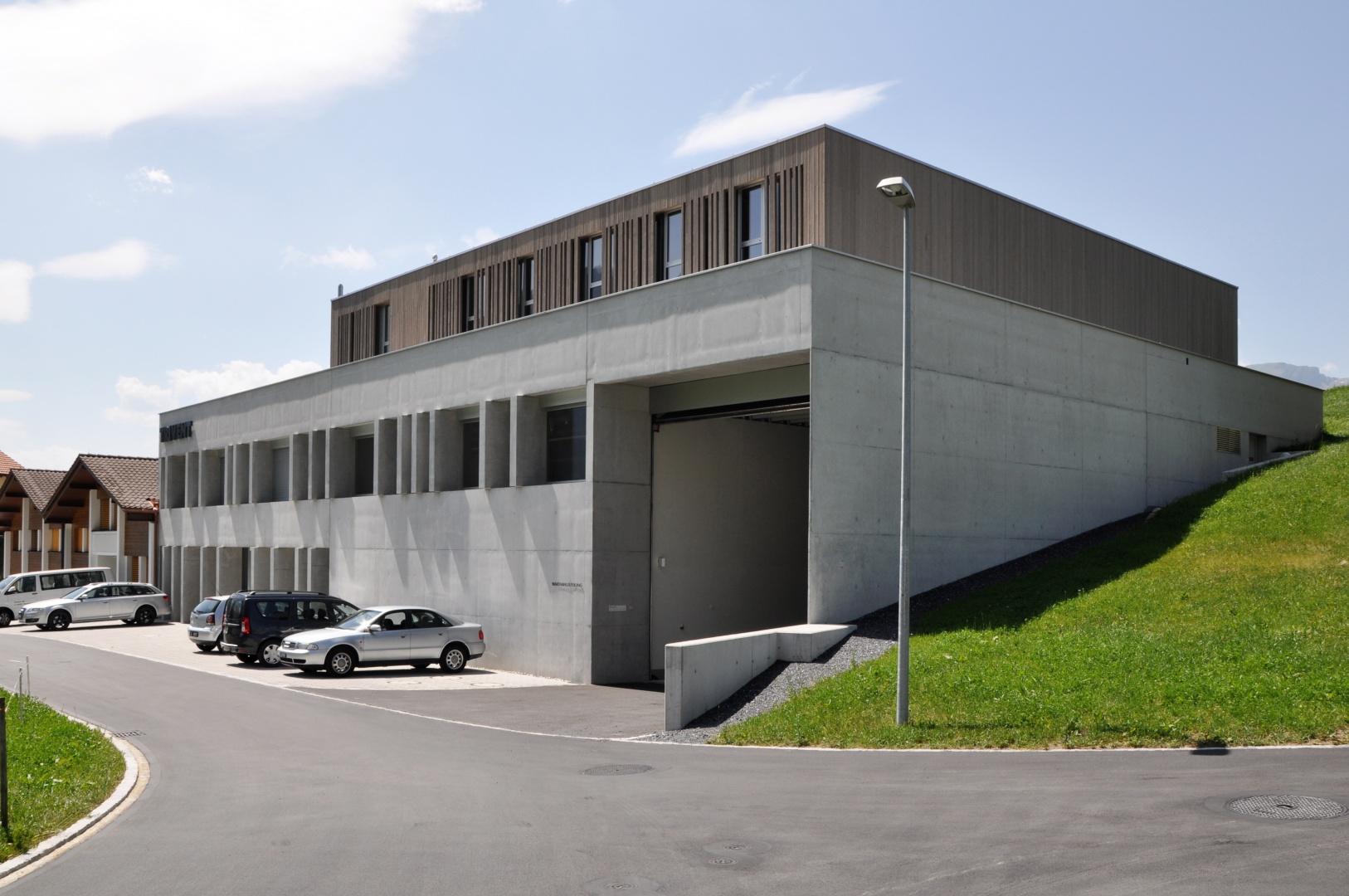 © Architektur Pitbau, Triesenberg