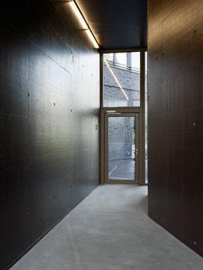 Eingangshalle © Tonatiuh Ambrosetti