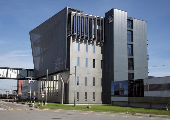 Aussenansicht © Concept Consult Architectes SA (Photo michelbovay.ch)