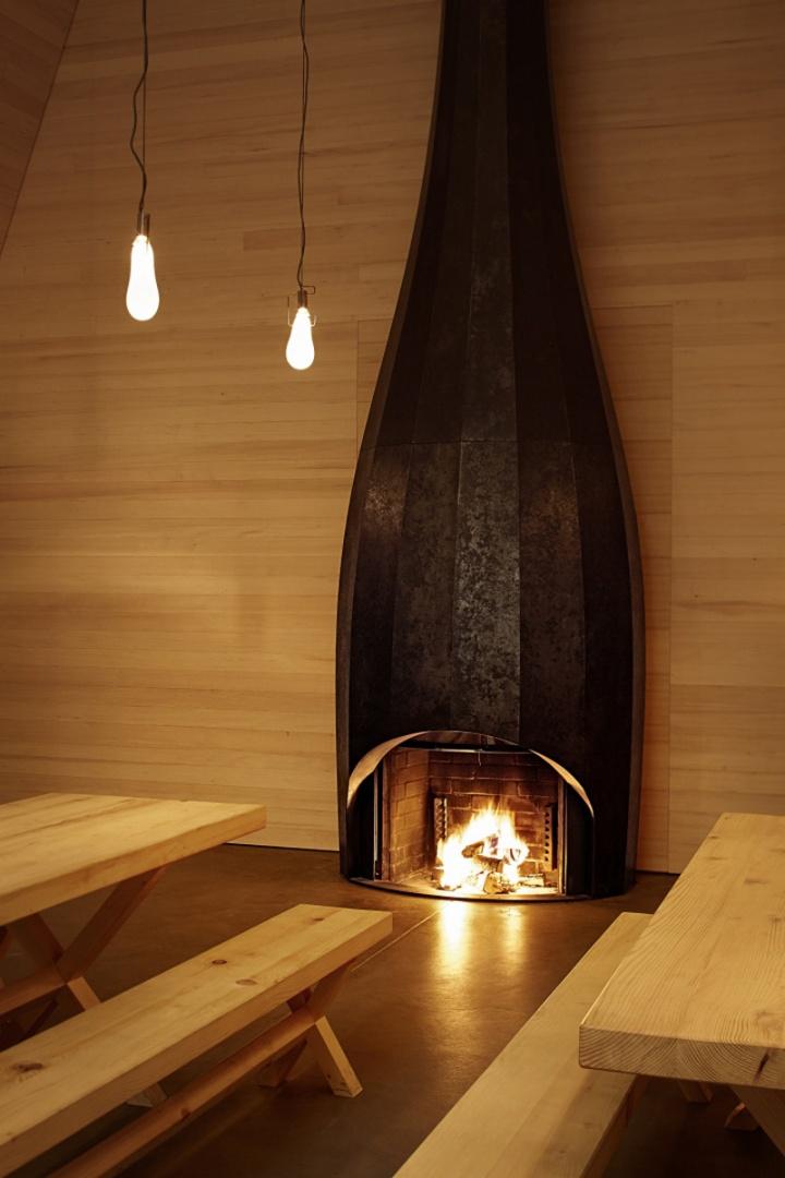 Feuerstelle © Lorenz Cugini, Fotostudio;Nordstrasse 110, 8037 Zürich