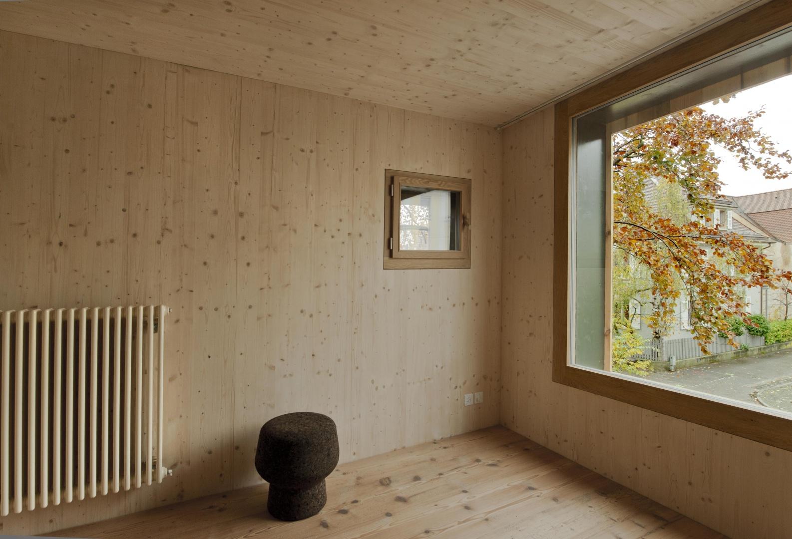 Eckturm 1. Obergeschoss © Rolf Frei