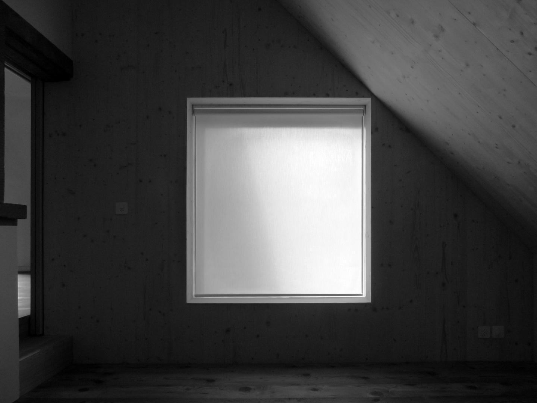Eckturm Dachgeschoss © Sauter von Moos