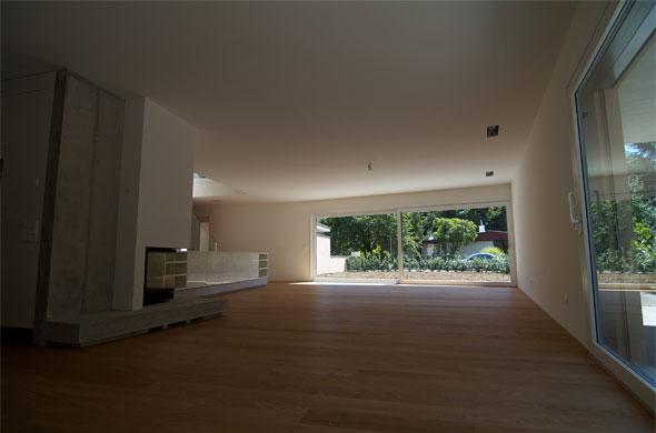 Habitation - salle à manger © B & M Architekten
