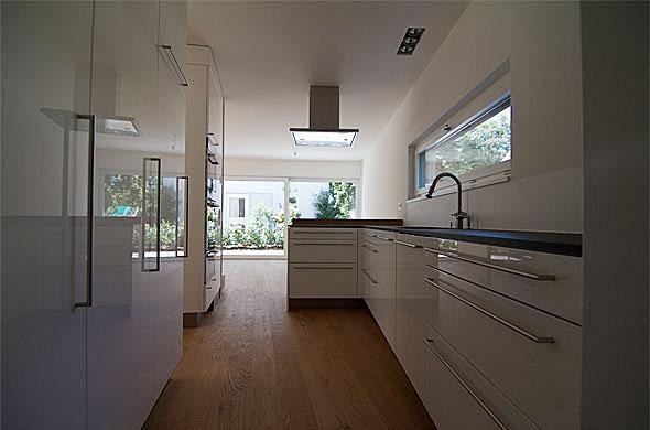 Küche © B & M Architekten