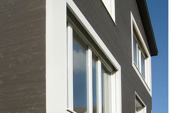 Fassadendetail © Albrecht Architekten AG