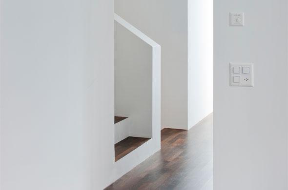 Treppe © Albrecht Architekten AG