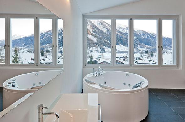 Wohnbad © Albrecht Architekten AG