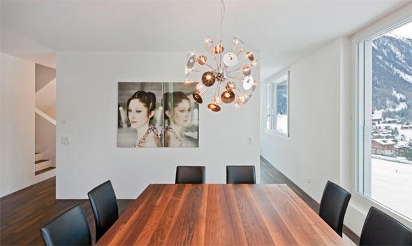 Esszimmer © Albrecht Architekten AG