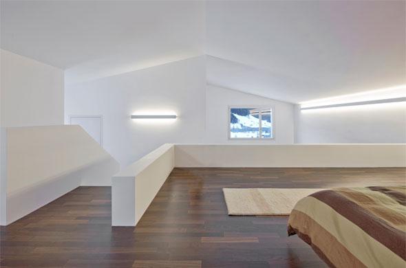 Schlafzimmer © Albrecht Architekten AG
