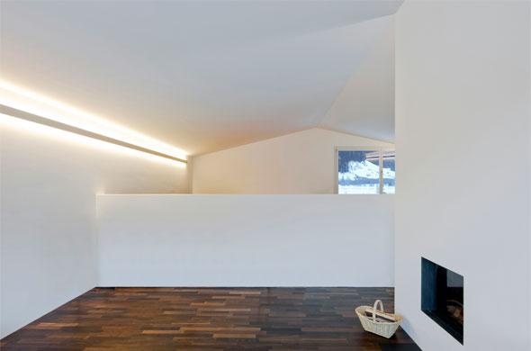 Wohnzimmer © Albrecht Architekten AG