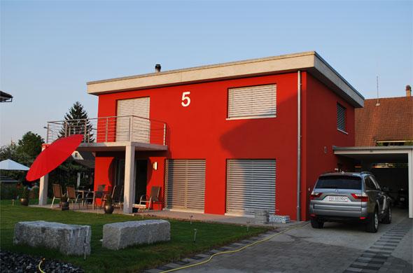 © Architekt Robert Gfeller, A-D-I Architektur-Design-Immobilien