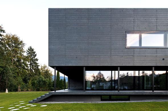 Ausschnitt Nordfassade © Leonardo