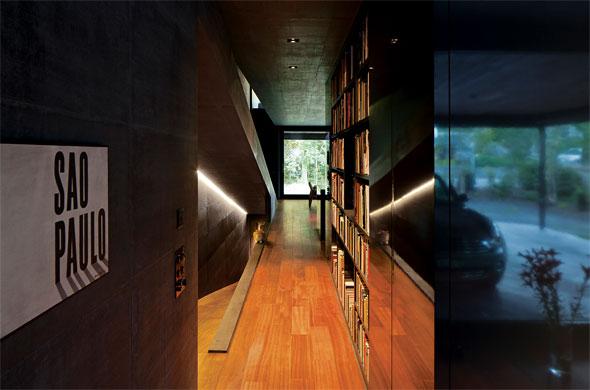 Erdgeschoss, Korridor © Leonardo