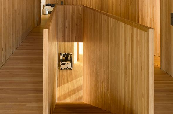 Treppenraum © Roger Frei