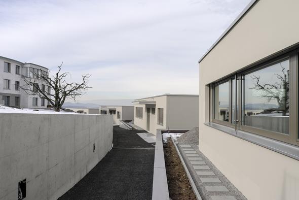terrasse © Foto: Maurice K. Grünig