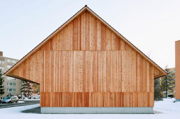 wohnhaus mit scheune herzogenm hlestrasse 25 27 schweizer baudokumentation. Black Bedroom Furniture Sets. Home Design Ideas