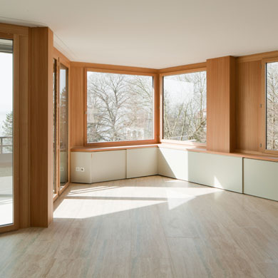 Wohnraum © Foto: Roman Keller