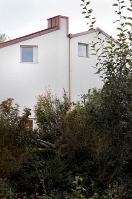 Nordfassade © Dominic Schmid Architektur