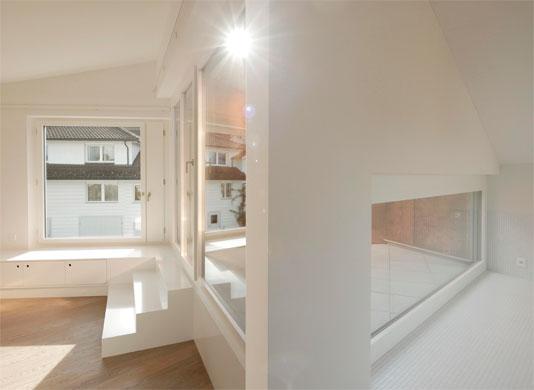 Atrium © Dominic Schmid Architektur