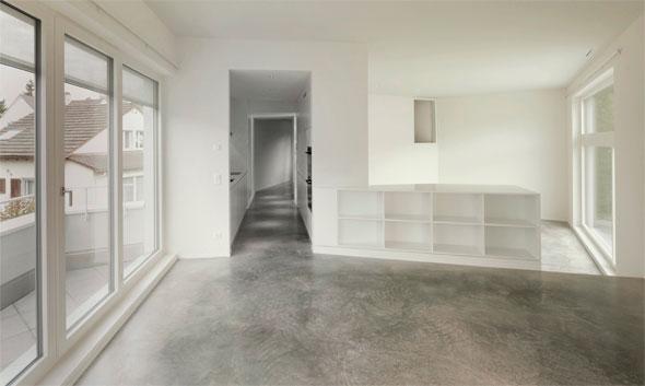 Essen-Wohnen © Dominic Schmid Architektur