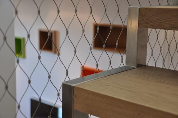 Treppendetail © 2m-architektur gmbh2m-architektur gmbh