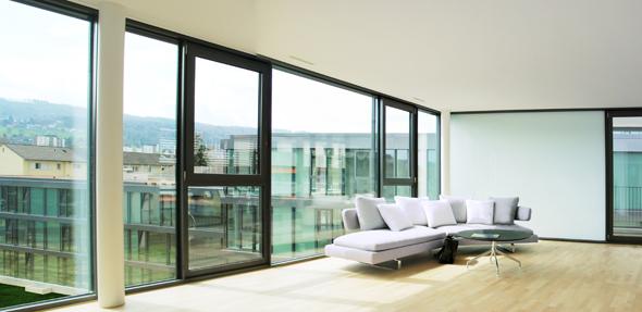 Intérieur immeuble ©  Foto: Holzer Kobler Architekturen