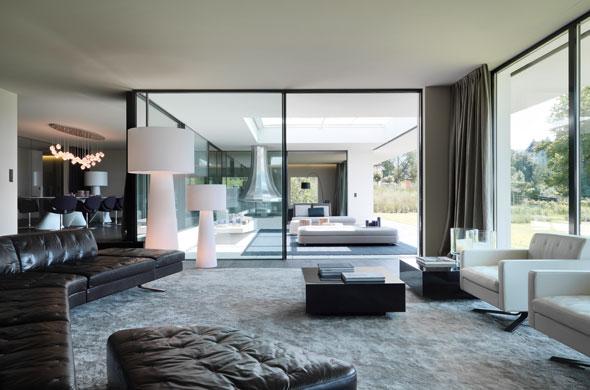 haus am see schweizer baudokumentation. Black Bedroom Furniture Sets. Home Design Ideas