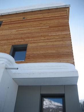 Fassadendetaile