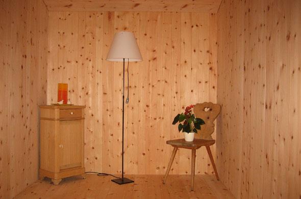 Lese- und Ruhezimmer