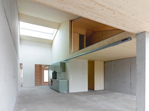 Wohnung Obergeschoss mit Oblicht, Durchwohnen