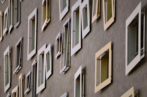 KISS Fassade Fenster Details  © Peter Würmli