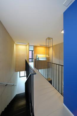 KISS Wohnungstypus Industrial- Upper Maisonette  © Peter Würmli