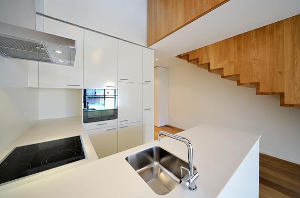 KISS Wohnungstypus Classic - Küche  © Peter Würmli