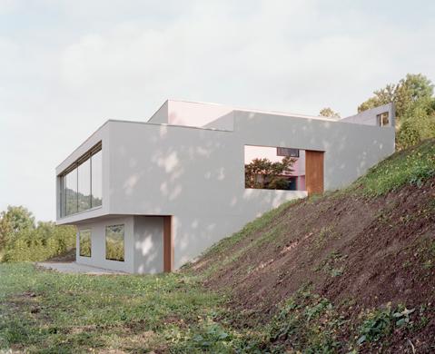 Ansicht Süden © sas-architecture