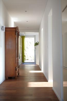 Innenraum, Korridor © eta architekten