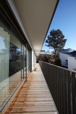 Terrasse © eta architekten