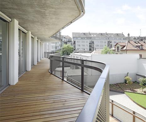 Neubau Rotkreuzhaus Schweizer Baudokumentation