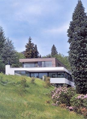 Aussenansicht © Antonietty Architekten