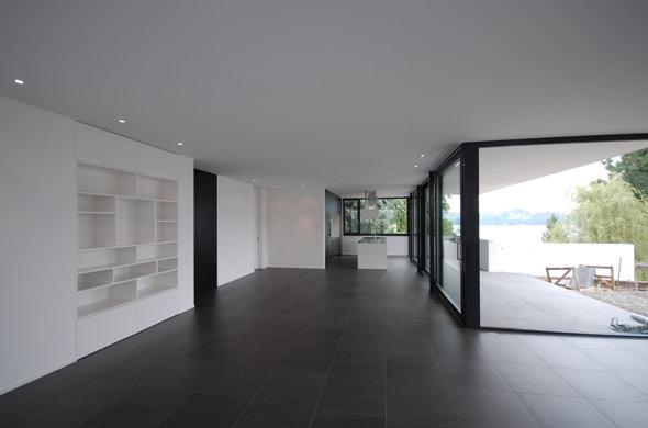 Wohnraum © Antonietty Architekten
