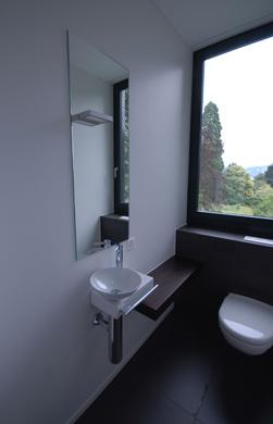 Tages-WC © Antonietty Architekten
