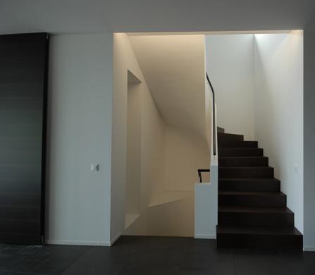 Treppenhaus © Antonietty Architekten