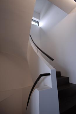 Treppe © Antonietty Architekten